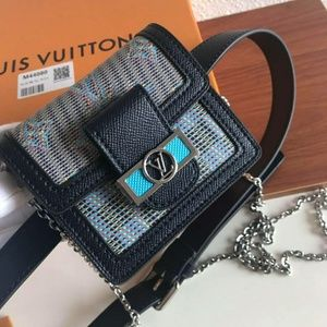 Louis Vuitton Belt Bag New Check Description